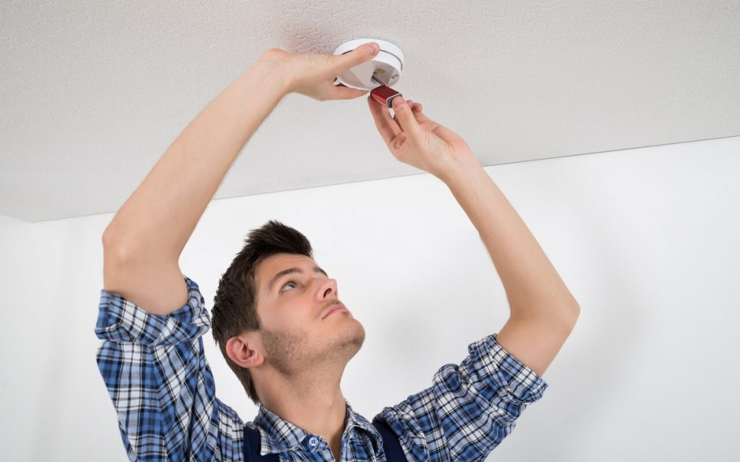 Smoke Detector Placement Encompass Home Inspection Service Llc